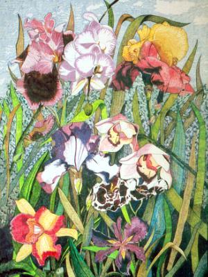 Orchids & Irises II