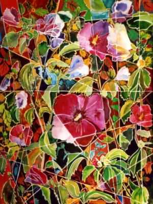 Flamboyant Foliage
