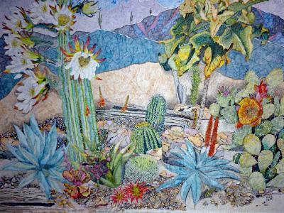 Resplendent Cacti