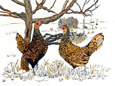 Chicken Gothic