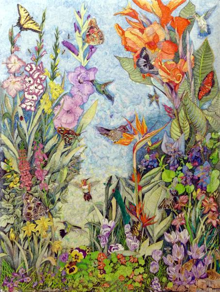 Hummingbirds, Bees & Butterflies
