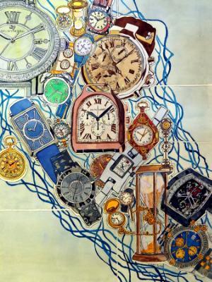Time Slipping Away
